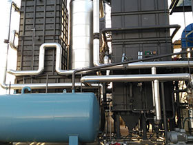china wood fired fixed grate steam boiler for industry