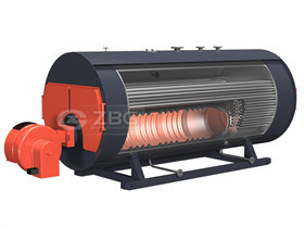 High Quality Horizontal Electric Heating Steam Boiler